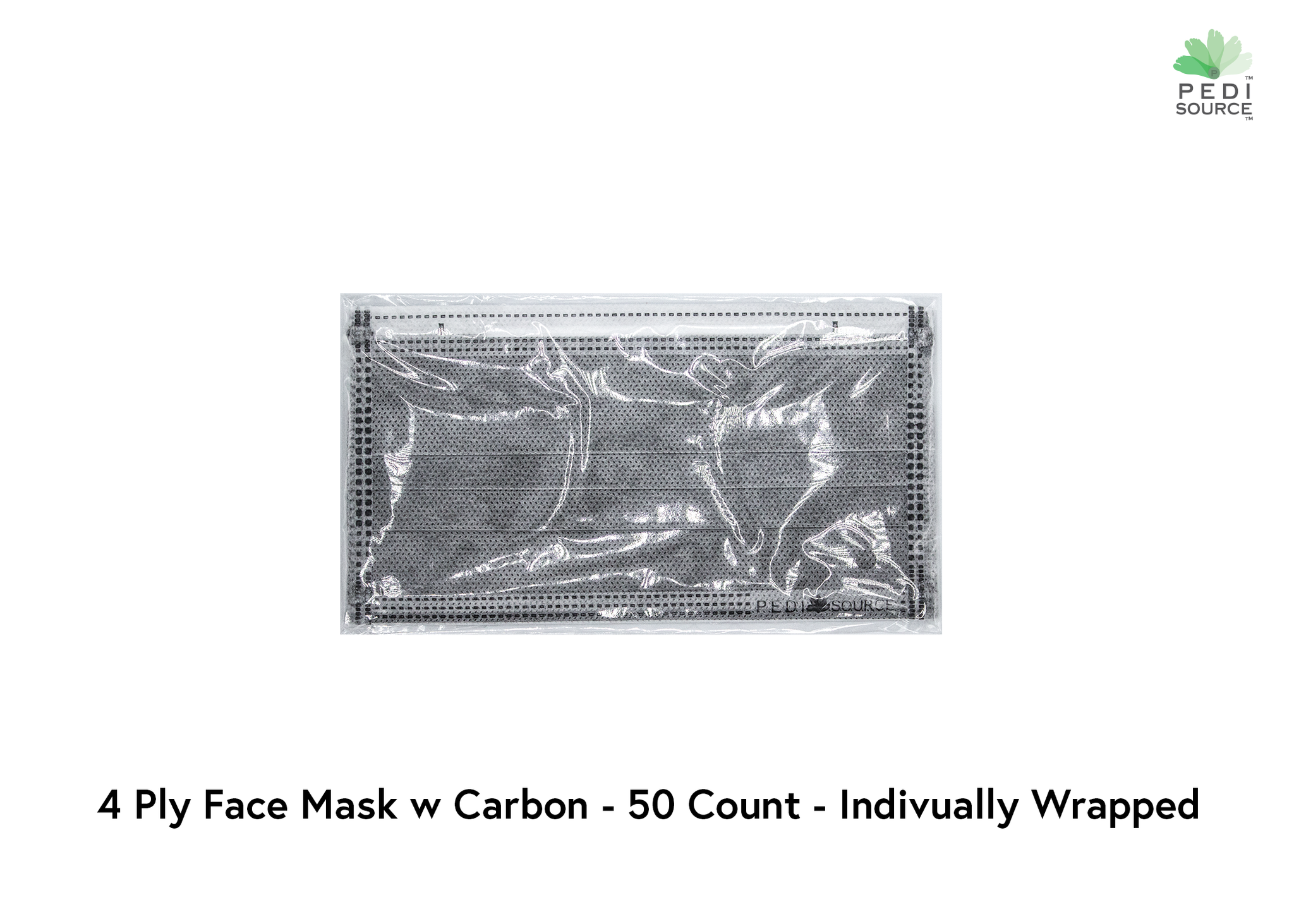 individually wrapped surgical mask