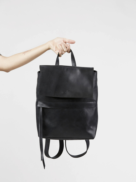 Addis Backpack in Black