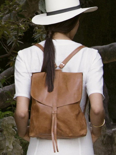 Yami Backback in Brown