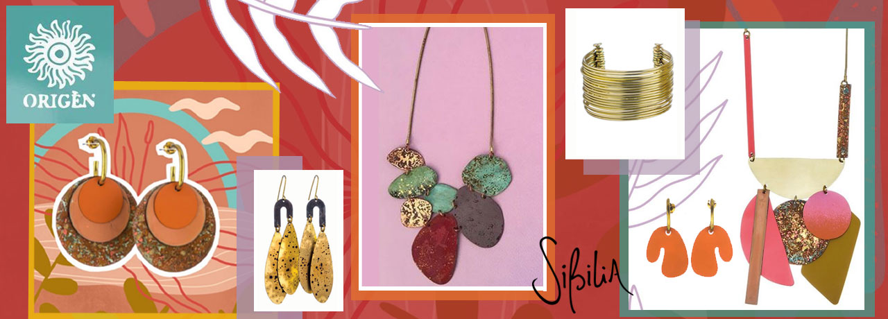 sibilia jewellery collection winter 2019