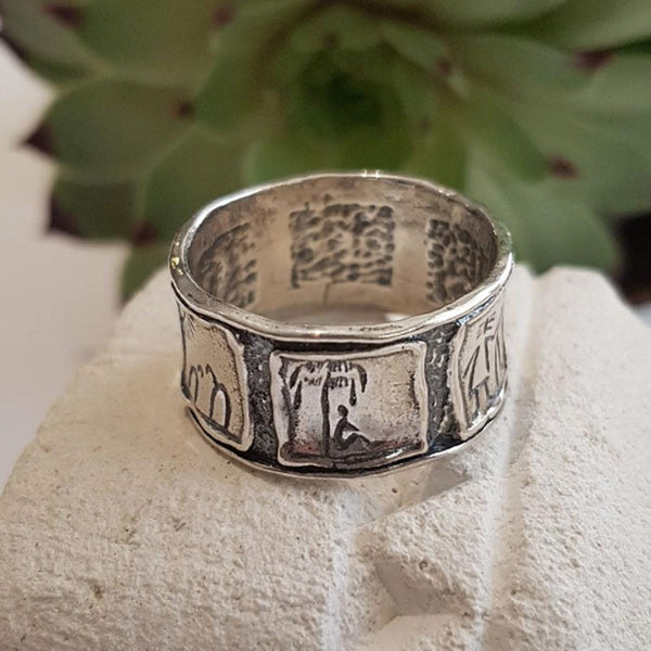 Primitive Ring By Dervish