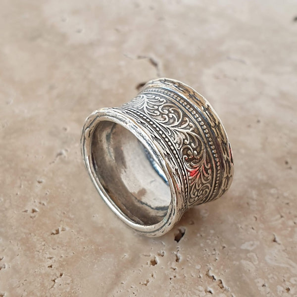 Yasmin Ring By Dervish
