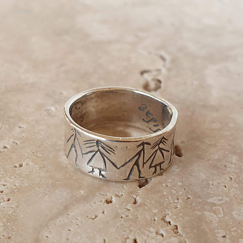 Yinon Ring By Dervish