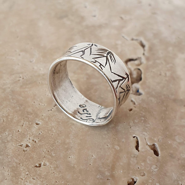 Yinon Ring By Dervish - Origen Imports