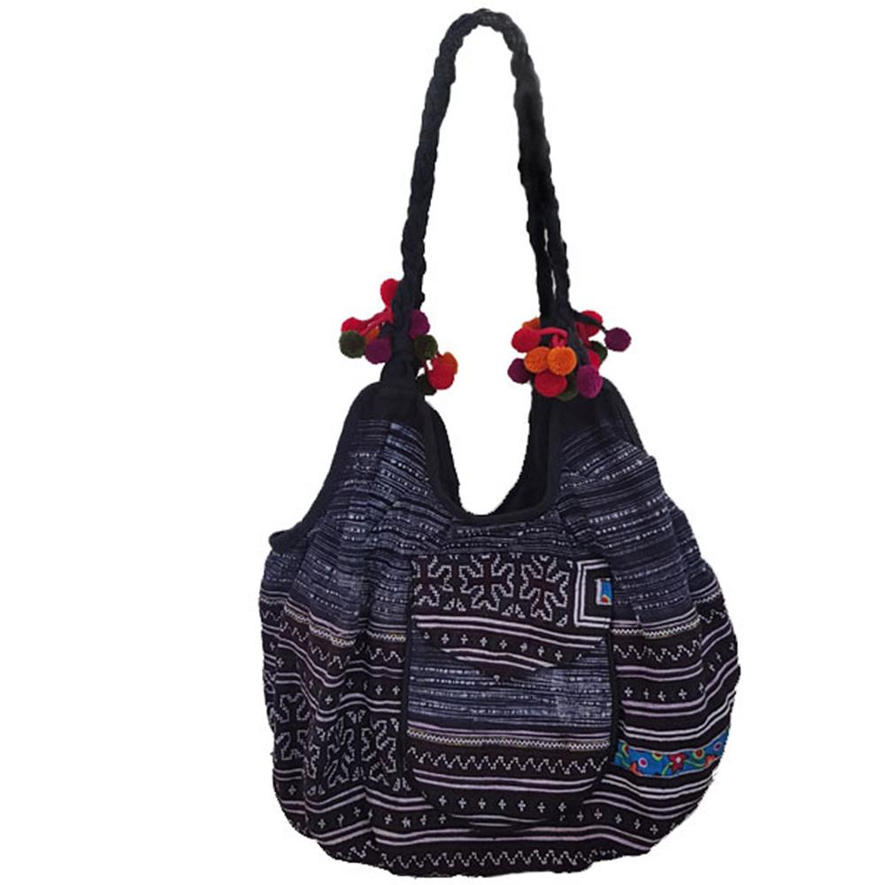 Hmong Beach Bag By Origen - Origen Imports
