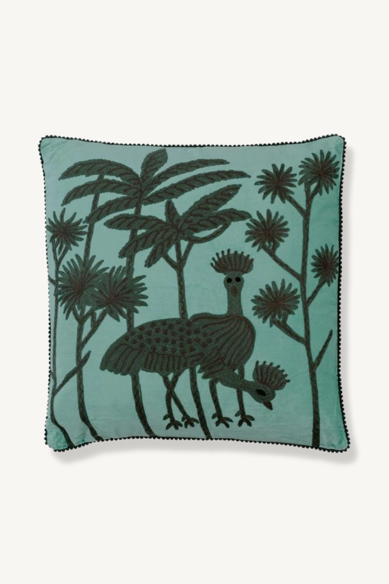 Emu Cushion