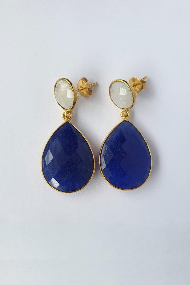 Ilkay Turkish Drop Earrings