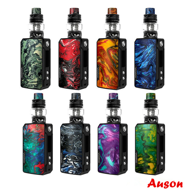 VOOPOO Drag Mini Kit 117W 5ml 4400mAh With UFORCE T2 - Vapebroslimited