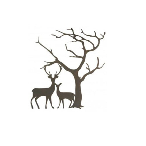 Wall Art Two Deers   650points - Vapebroslimited