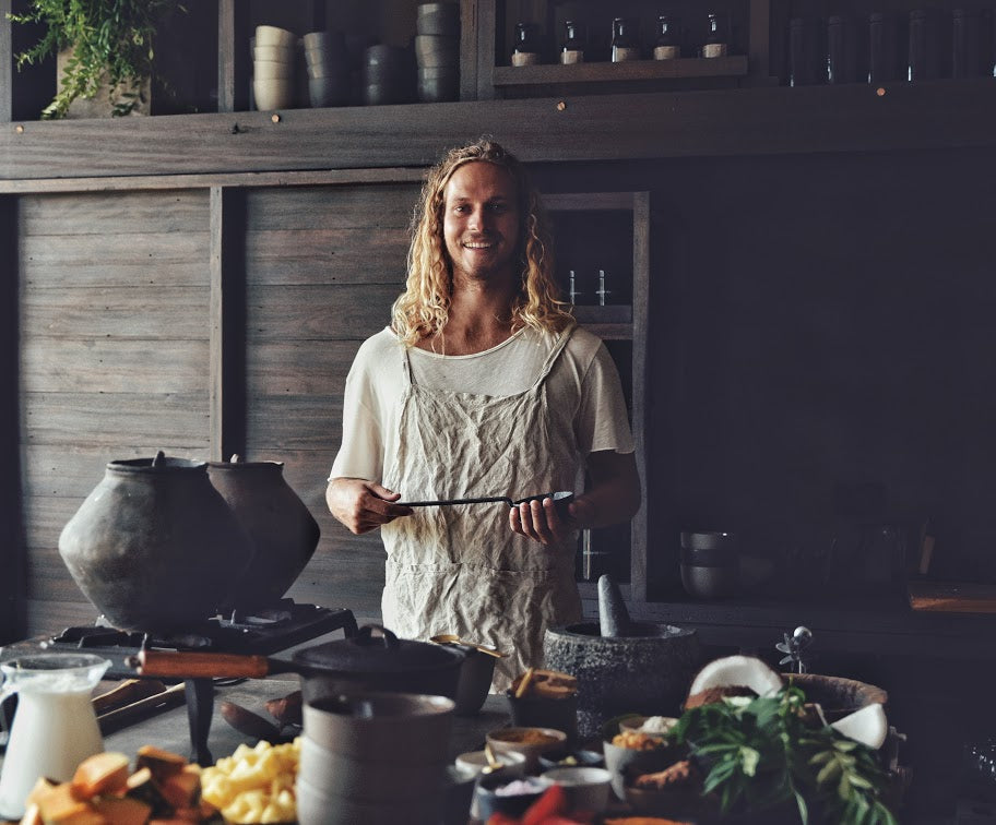 INTERVIEW w/ CADE MCCONNELL ~ PLANT BASED EXPRESSIVE COOK