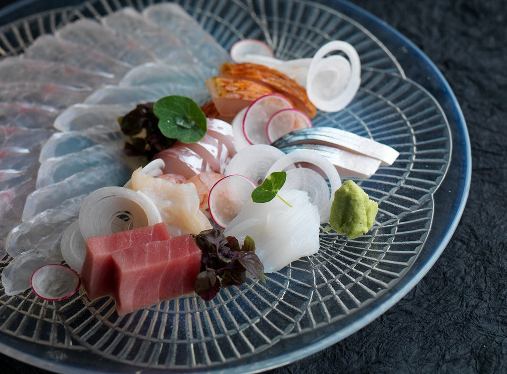 Yoshinori Ishii of two-Michelin-starred Umu | April 1 Dinner
