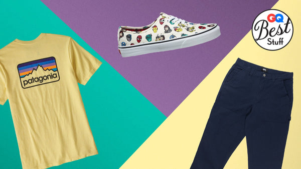 GQ: Best New Menswear Items to Buy