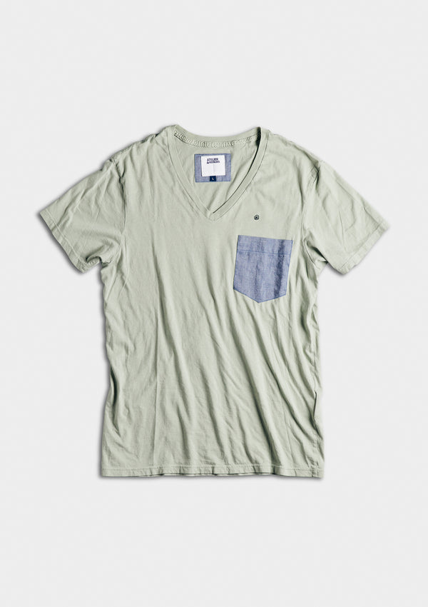 The Random Pocket Tee