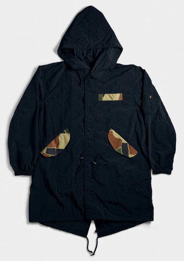The Pacback Parka