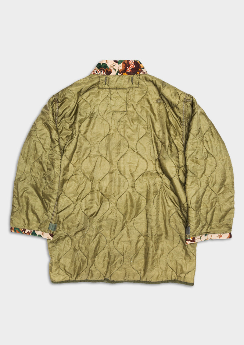 The Quilted Liner Utility Jacket