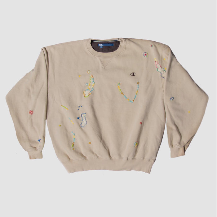 Man Ray Sweatshirt ll - Paint by Numbers Champion