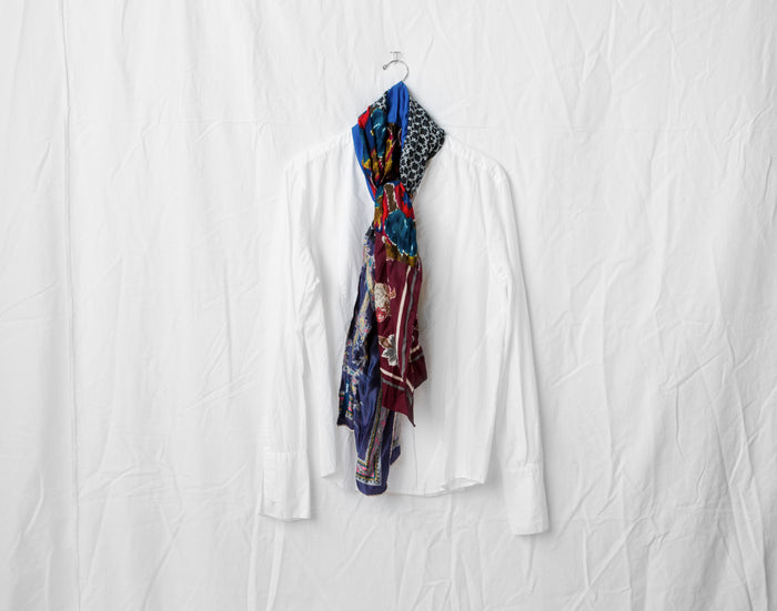 Short Unlined Scarf 8/15