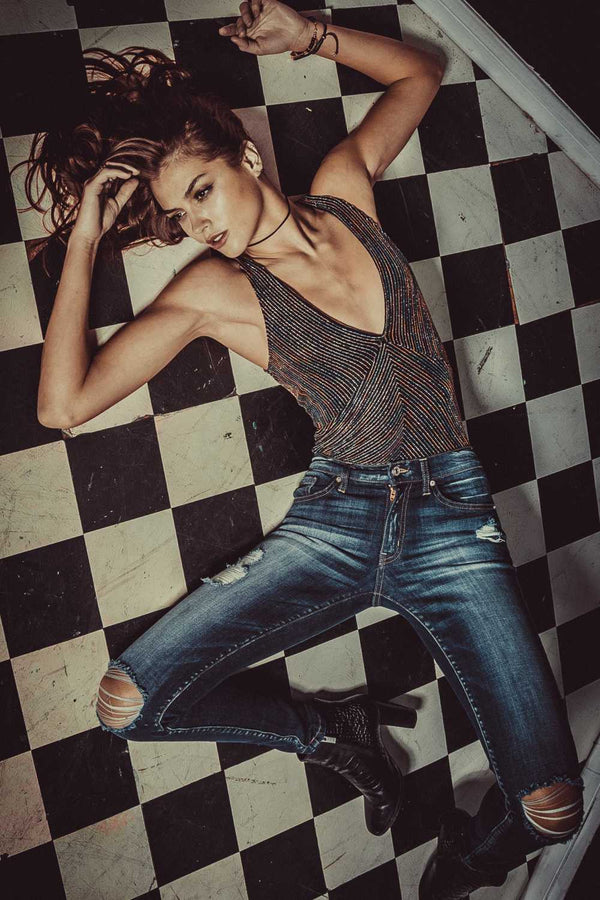 Get The Top 5 Styles Of Denim Jeans