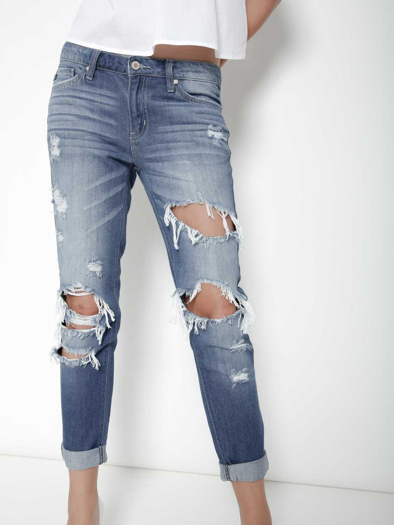 Know More About The Ripped Skinny Jeans For Women