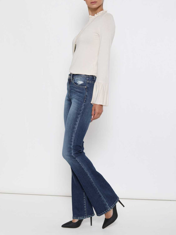 Top Five Reasons to Buy Made in America Bootcut Jeans for Women