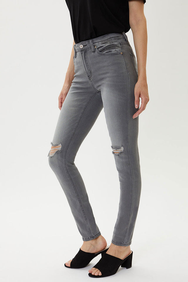 Mia High Rise Super Skinny Jeans Official Kancan Usa