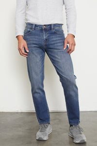 Robin Dark Wash Slim Straight - Official Kancan USA