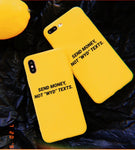 Send Money Cellphone Case