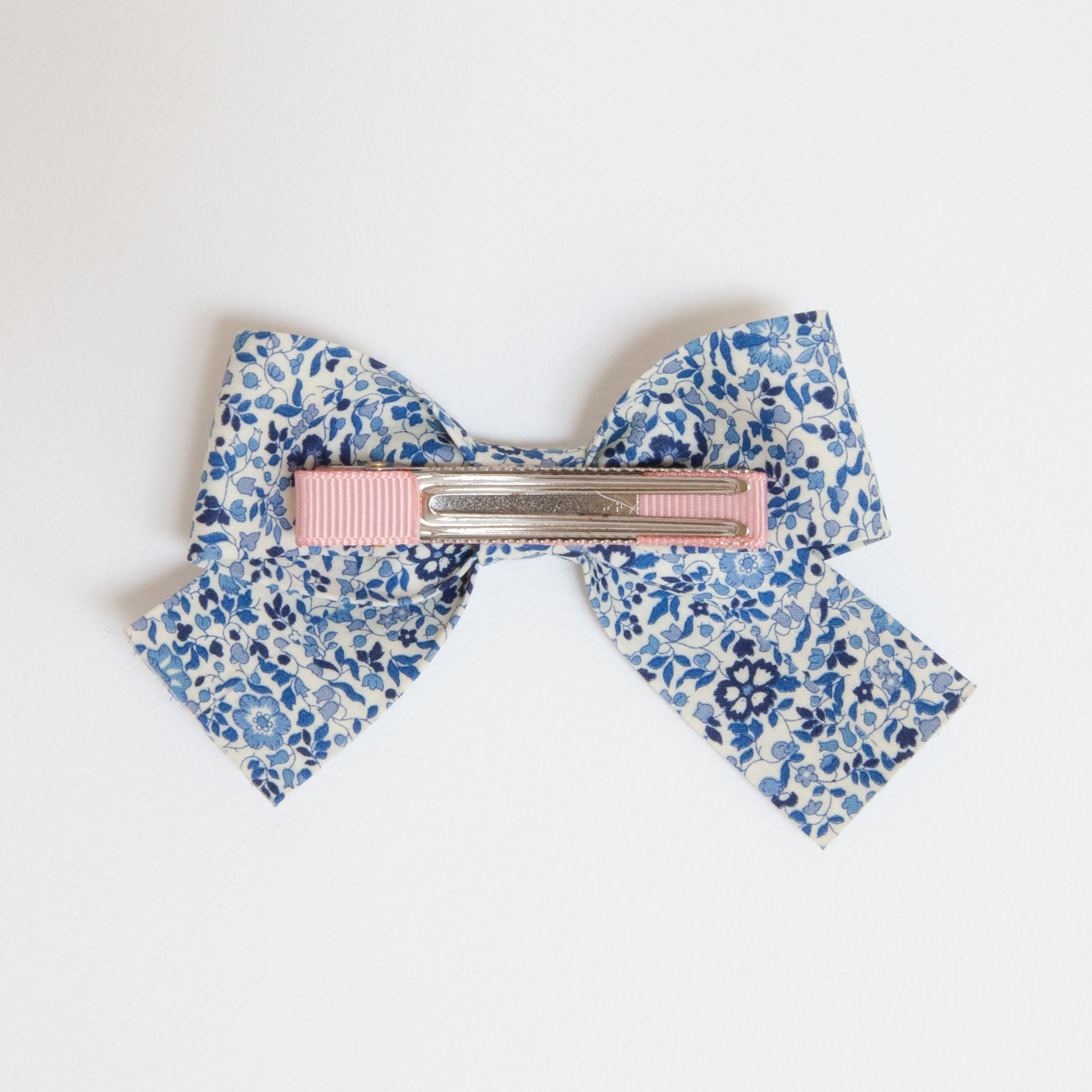 Belle Bow Liberty Blueberry