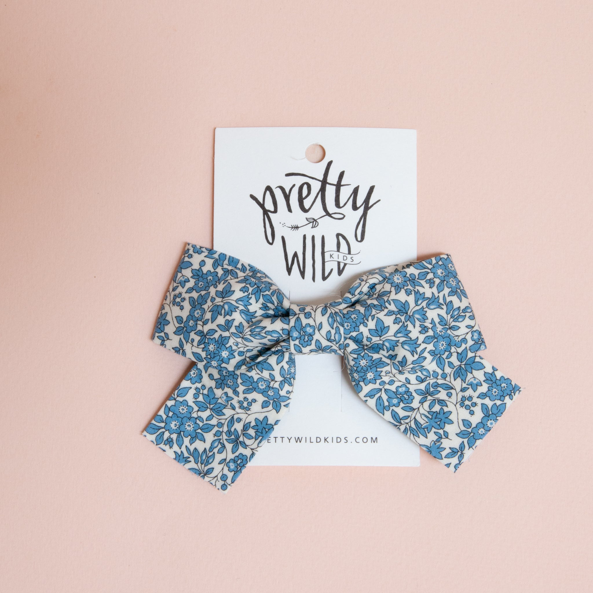 Belle Bow Liberty Chamomile
