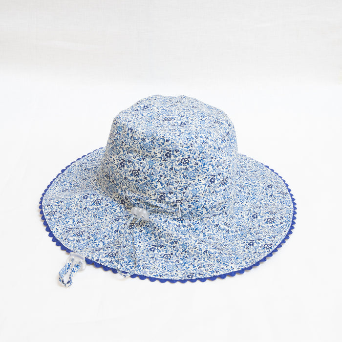 Charlie Bucket Hat Liberty Blueberry