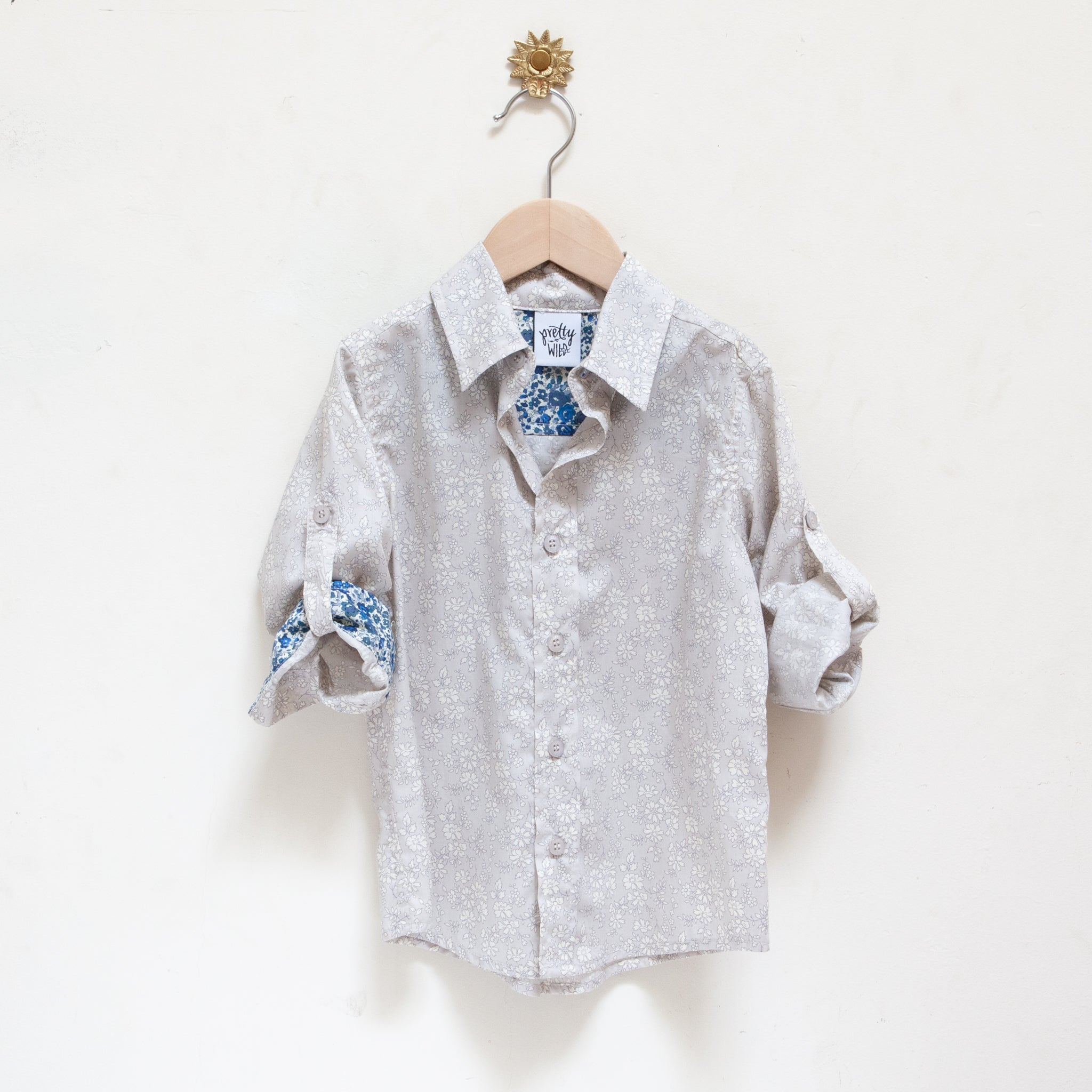 Christian Shirt Silver Belle