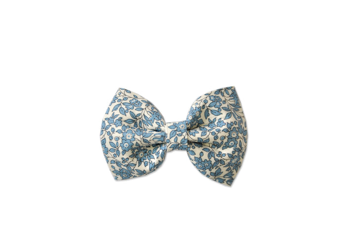 GEORGIE SINGLE BOW CLIP LIBERTY - CHAMOMILE