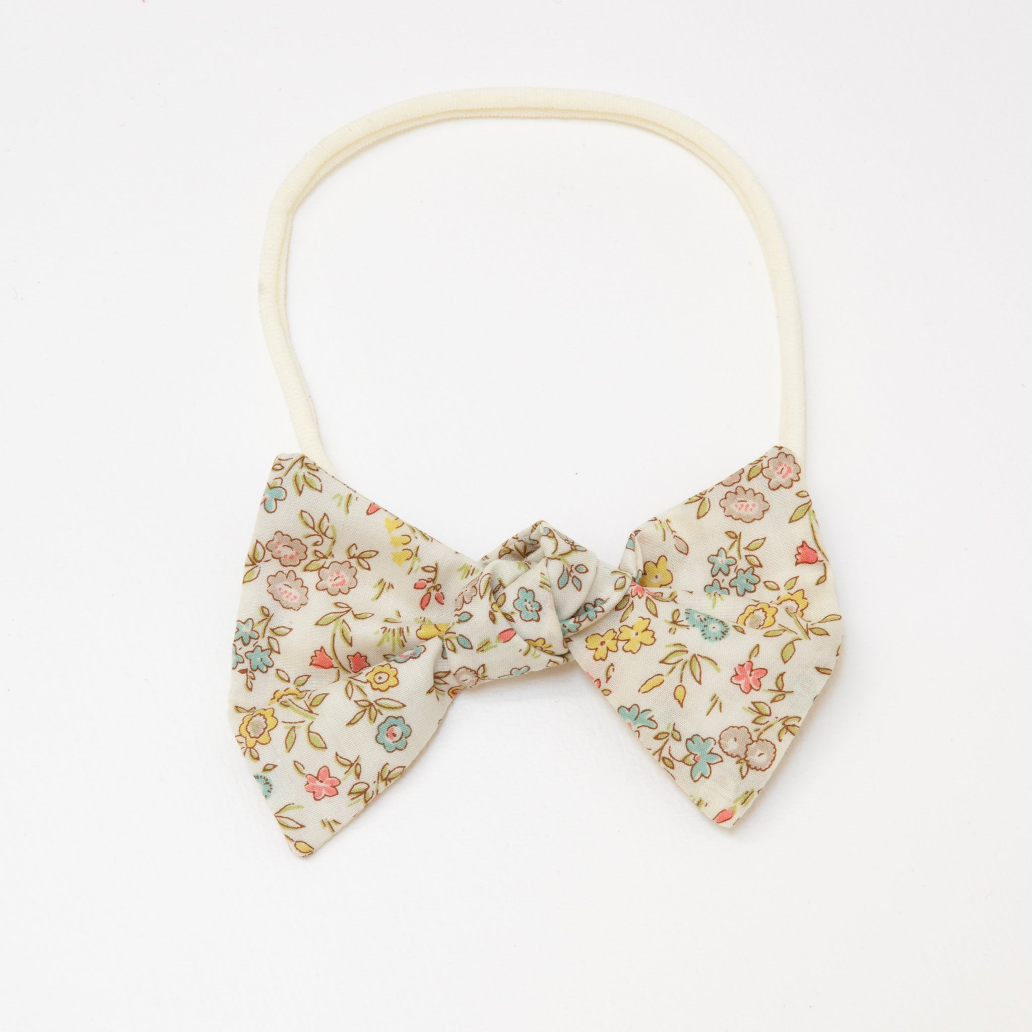 Lucille Headband Danish Floral