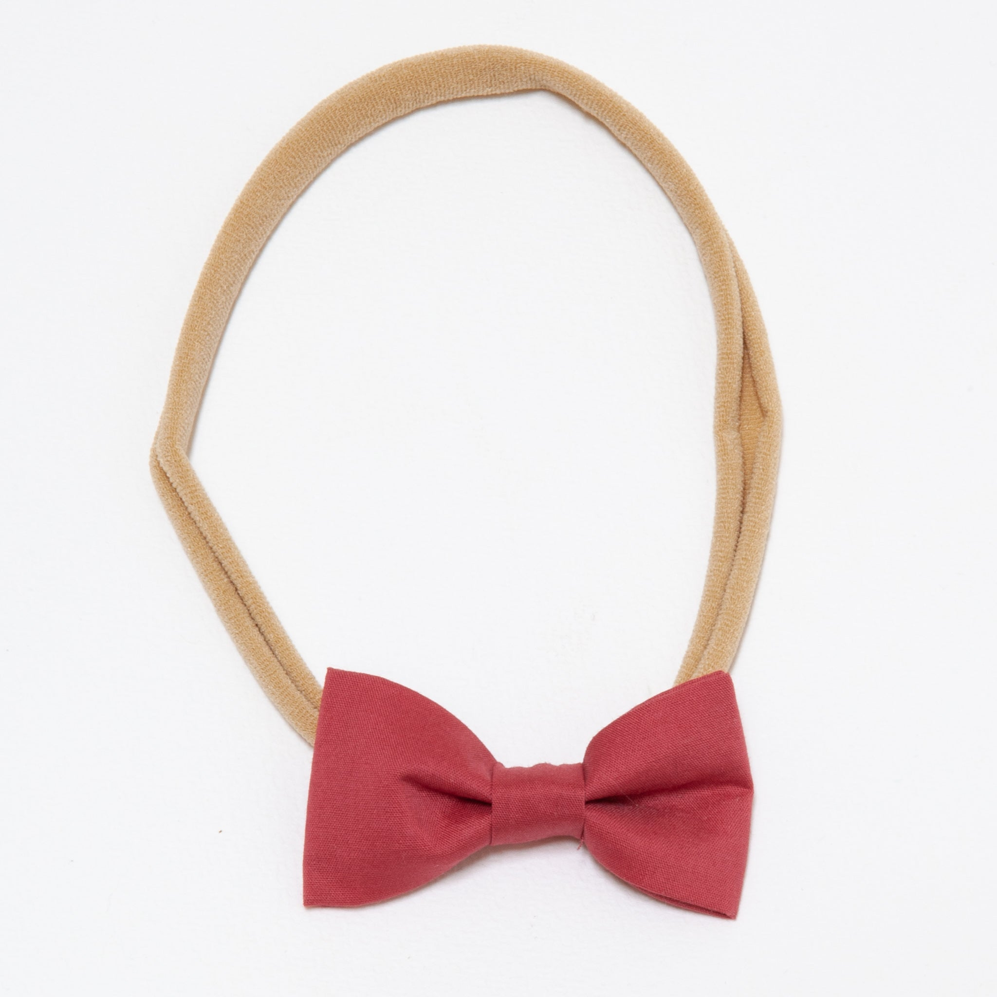 Minnie Headband Pomegranate (plain)