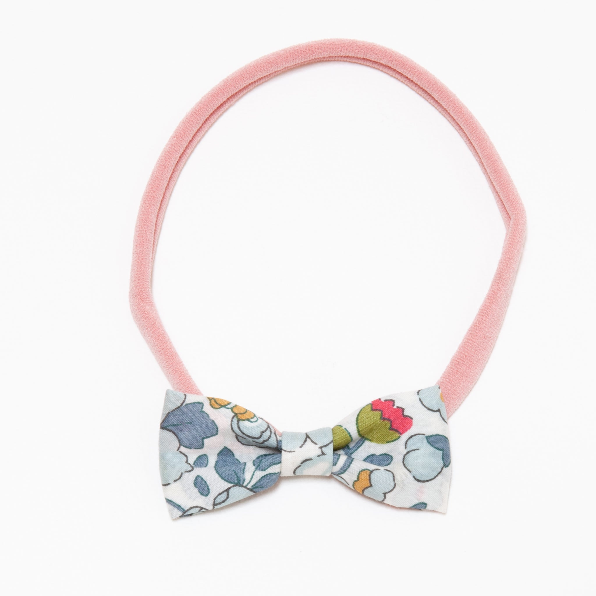 Minnie Baby Bow Elastic Powder Blue
