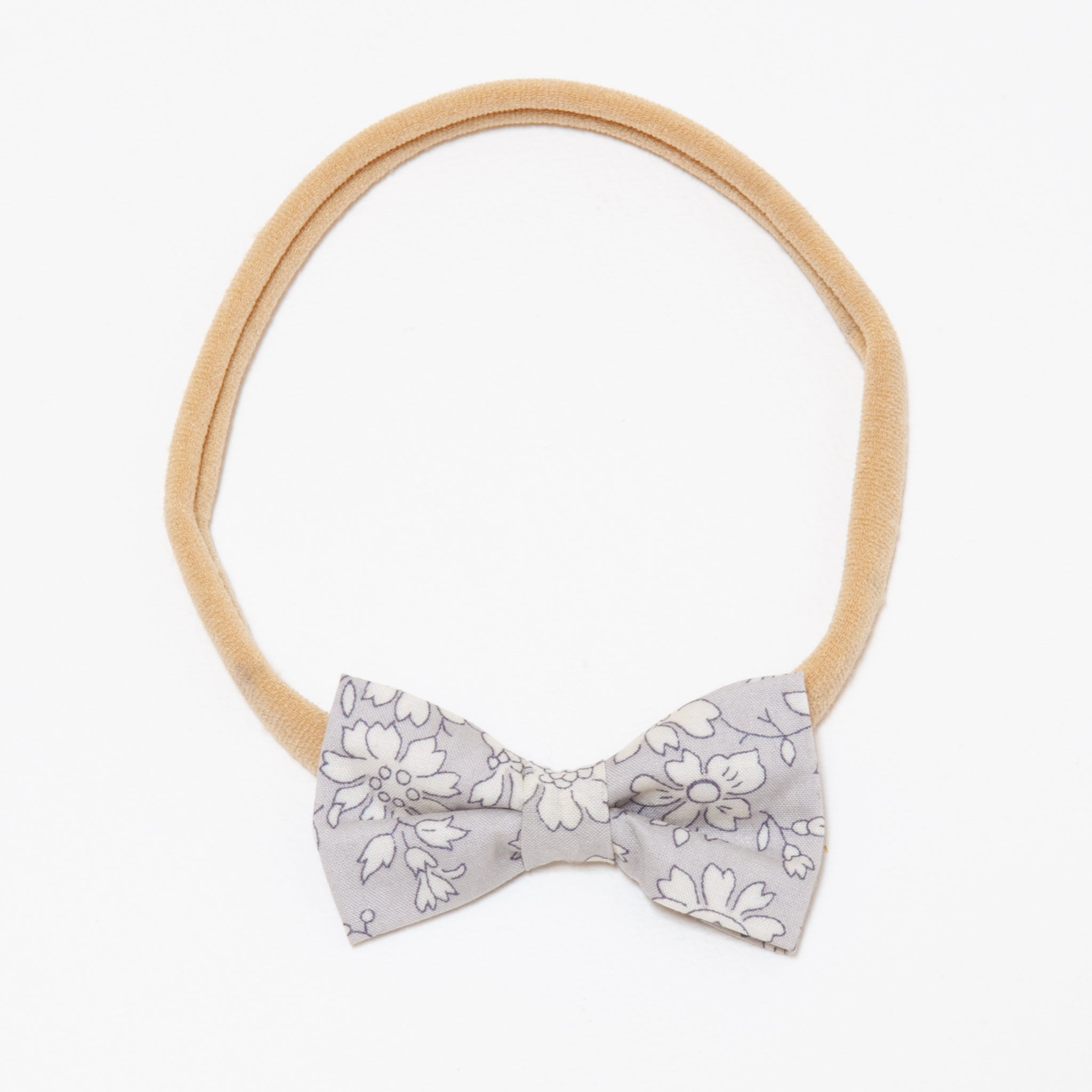 Minnie Headband Silver Belle