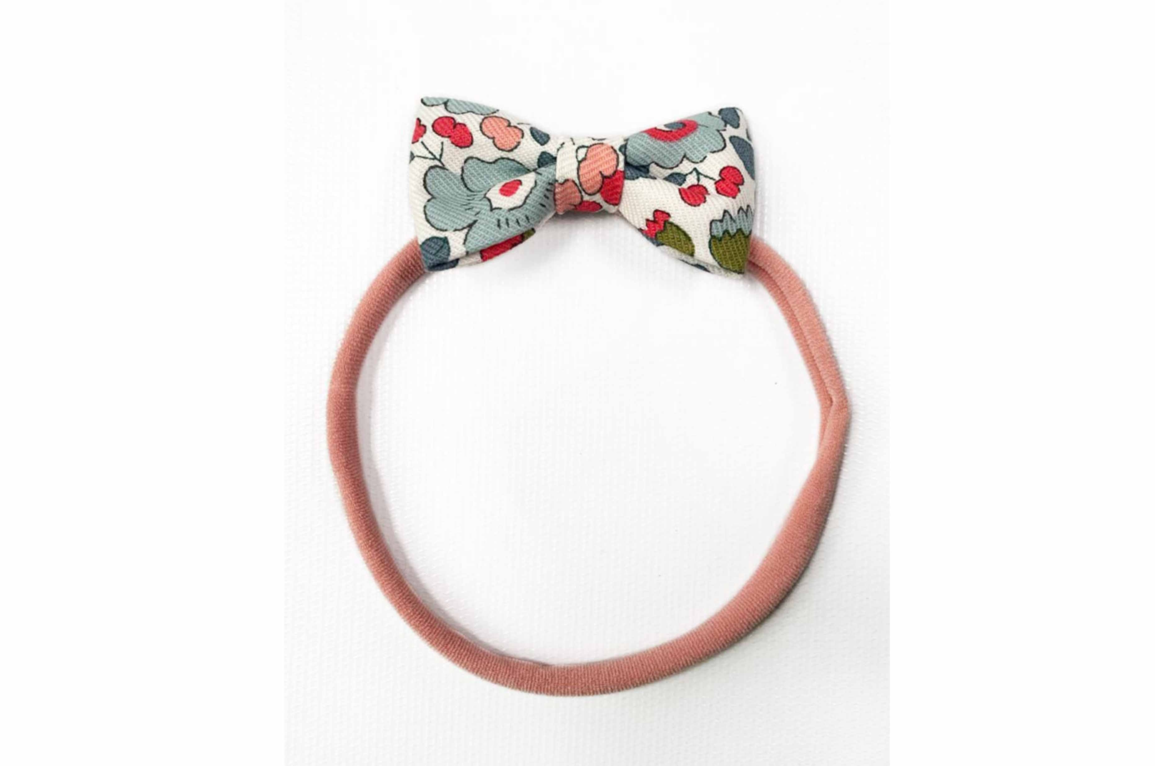 Minnie Headband Lantana Winter Blue