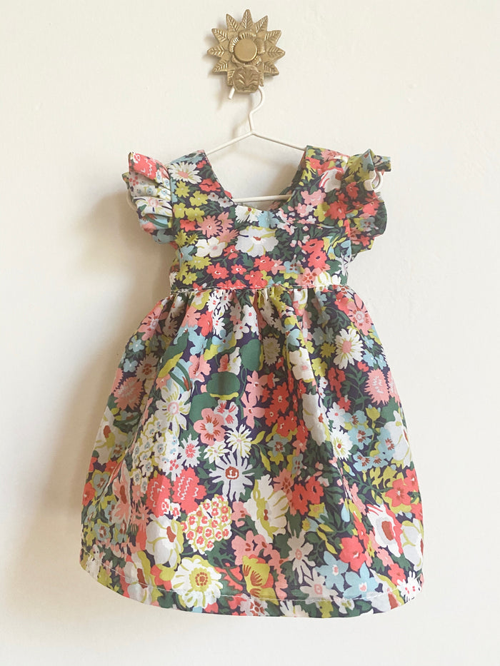 Tia Dress Doll Size Liberty Thorpe