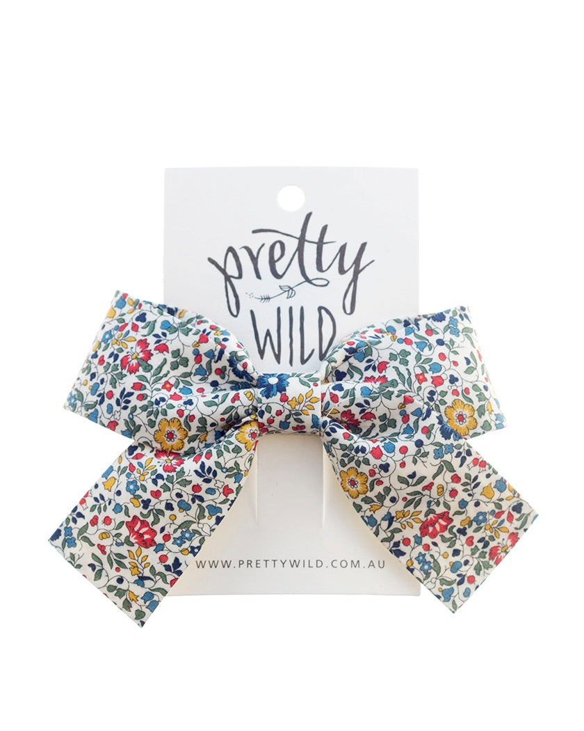 Belle Bow Liberty Katie and Millie