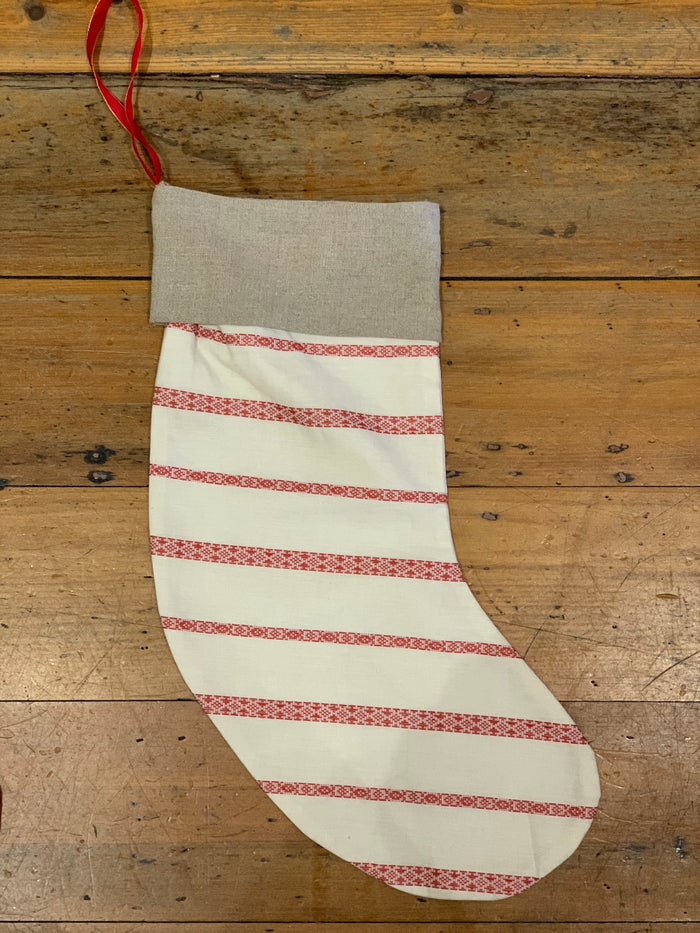 Pretty Wild Kids 2019 Christmas Stockings-Danish Stripe