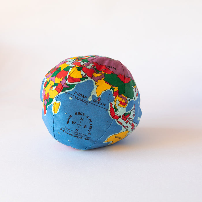 Hugg A Planet Rattle ( Pre order May 1st Delivery)