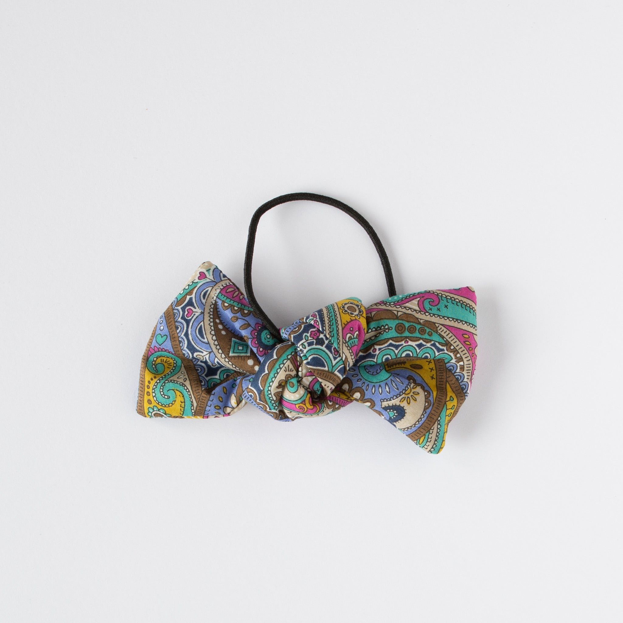 Barbara Hair Tie Liberty Paisley