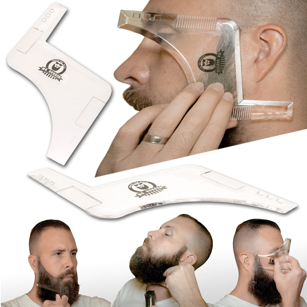 Mr Rugged Beard Shaping Tool