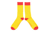 YellowISH - EOBO,  - socks