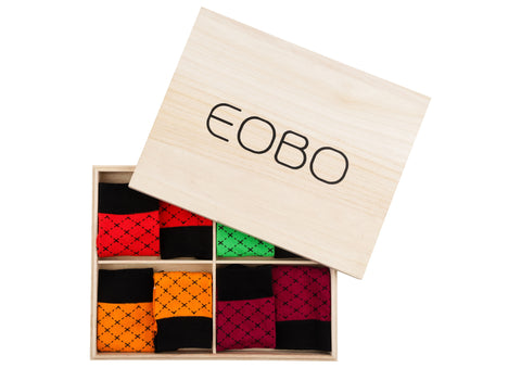 YTB Fourpack - EOBO,  - socks