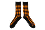 Mosaic Orange - EOBO,  - socks