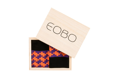 Retro - EOBO,  - socks