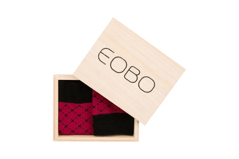 YTB Purple - EOBO,  - socks