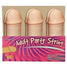 Penis Party String - Miss Behaviour Bachelorette Parties