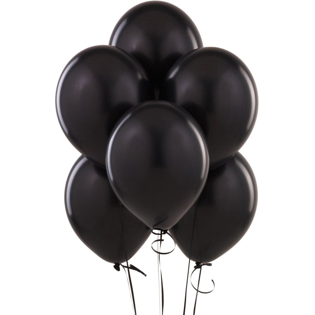 Black Balloons - Miss Behaviour Bachelorette Parties